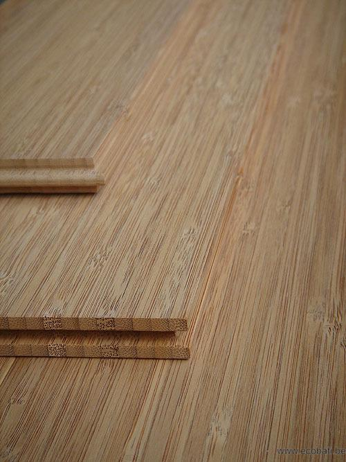 vertical caramel parquet de bambou de 1er qualit ecobati. Black Bedroom Furniture Sets. Home Design Ideas
