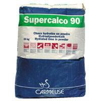 Supercalco 90 chaux hydrat e ecobati - Sac de chaux ...