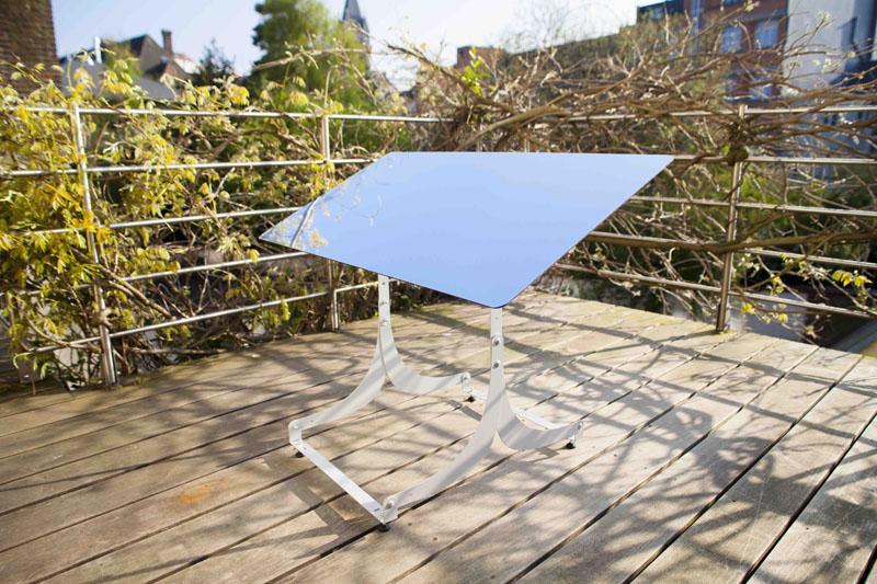 reflecteur de lumi re pour jardin ecobati. Black Bedroom Furniture Sets. Home Design Ideas