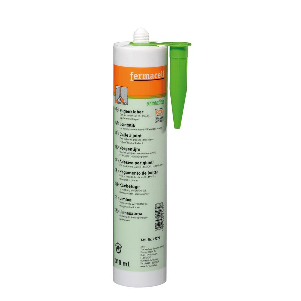 Colle joint greenline fermacell ecobati - Joint frigo ne colle plus ...