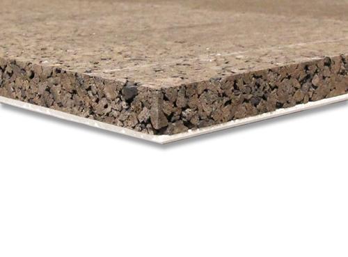 Fermacork plaque de fermacell et plaque de li ge pour for Isolant mur interieur
