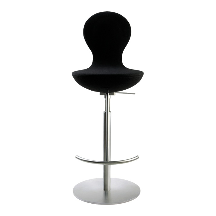 39 eight 39 un tabouret de bar au confort choquant par varier - Tabouret de bar transparent ...